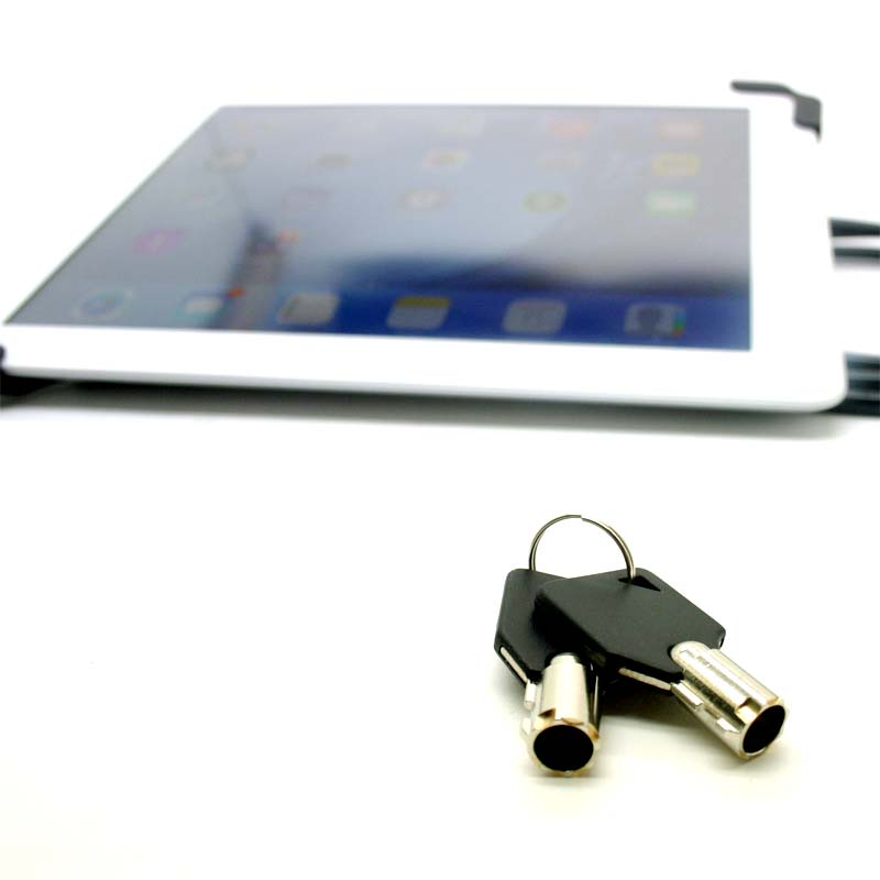 iPad Locks and Tablet Locks provide physical security for theft prevention