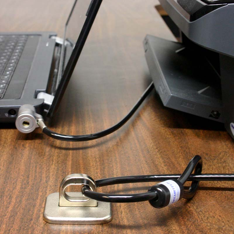 Computer Lock Anchor Point | Laptop Lock Anchor