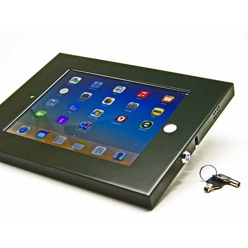 Ipad Security Lock : Ipad security mount locking case vesa