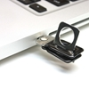 Slot Scissor Clip - Connect a computer lock cable to a device with a built in security slot