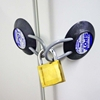 Refrigerator Lock for dorm fridge, pharmacy, medical office, schools