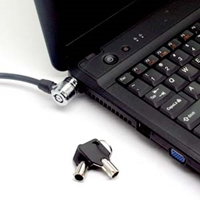 Laptop Locks for physical security and theft prevention